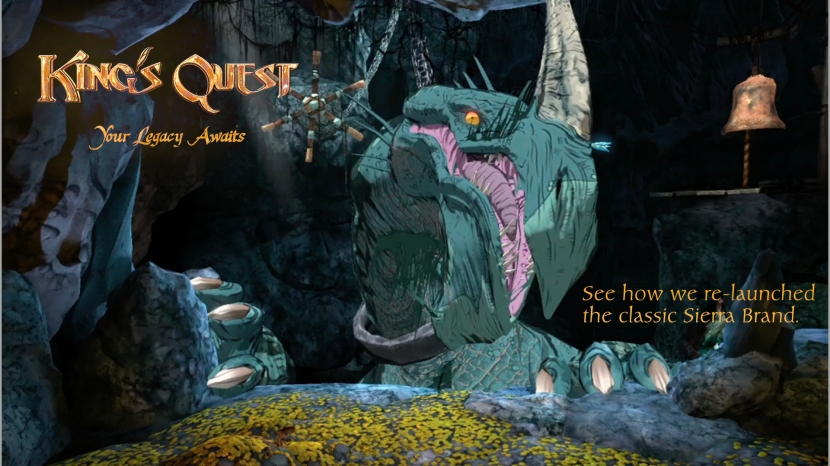 King's Quest Is Back!