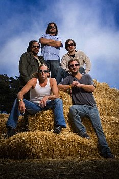 Nothing Says Tough Like A Bunch Of Guys In The HayTogether